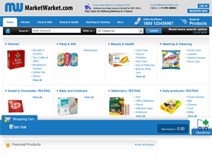 Marketwarket.com United Kingdom Web Design