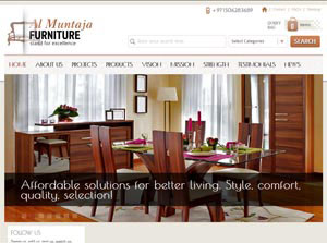 Al Muntaja Furniture