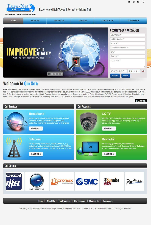 Euronet Infocom