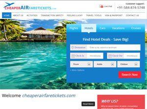 Cheaperairfaretickets
