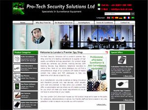 Pro-Tech Security Solutions Ltd