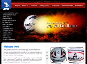 JSP India Web Design