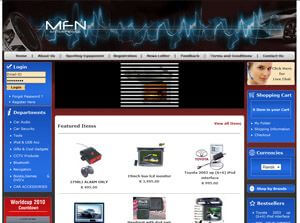 MFN Enterprises South Africa Web Design