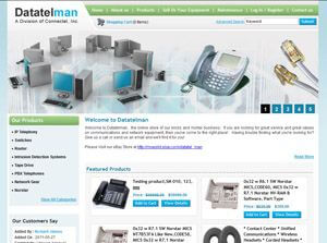 Datatelman United States Web Design