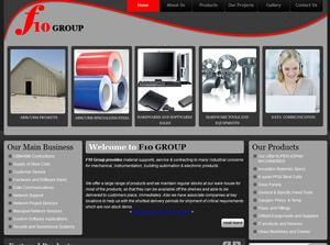 F10 Group United Arab Emirates Web Design