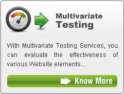 Multivariate Testing